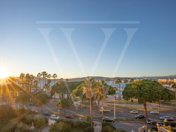 agence immobilière Cannes Winsome Immobilier T3 CANNES PORT CANTO